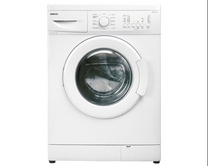 Shallow depth washing machine