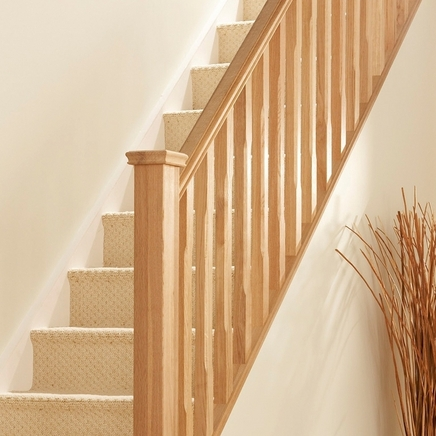 Oak Spindles Spindles Stair Parts Doors Amp Joinery