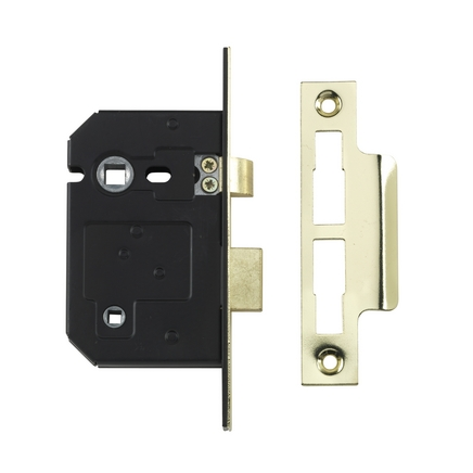Mortice sashlock  sc 1 st  Howdens Joinery & Bathroom bolts u0026 locks | Door security | Howdens Joinery