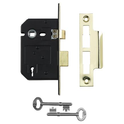 3 Lever locks