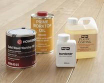 Oils & coating