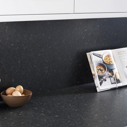 Black Granite Style backboard