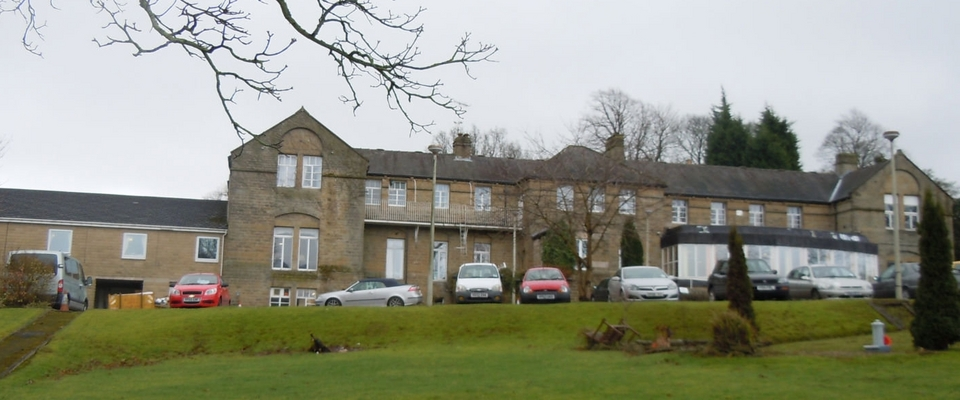 Mickley Hall, Totley