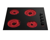 Lamona side control Black ceramic hob