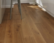Pre-Finished Fast Fit Chestnut Oak single plank wide (180mm) flooring