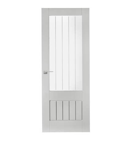 Primed Dordogne glazed door