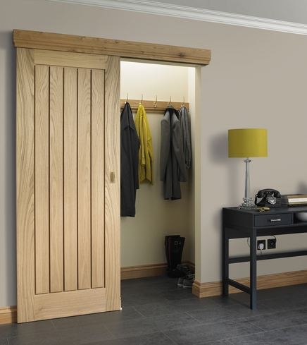Dordogne Oak door