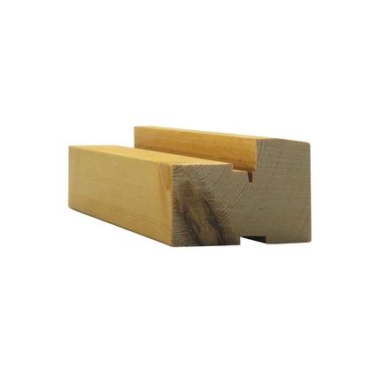 External softwood door frame length