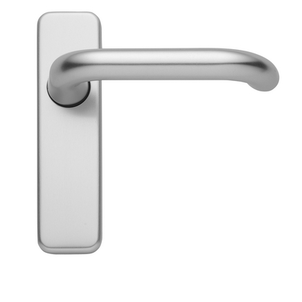 Aluminium Roundbar 19mm latch door handle