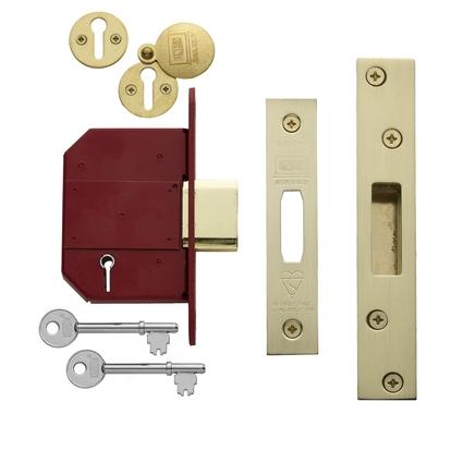 British Standard 5 Lever locks