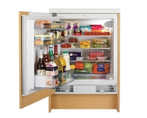 Bosch built-under integrated larder fridge