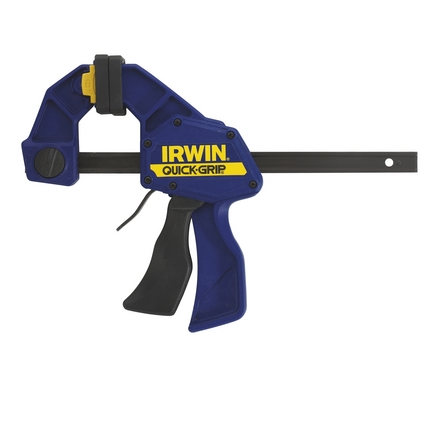 Irwin quick release clamp