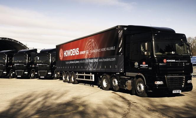 Our distribution fleet covers around 14 million miles each year