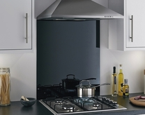 Black Steel splashbacks