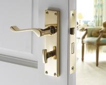 Bathroom locks