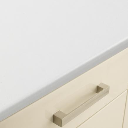White worktop