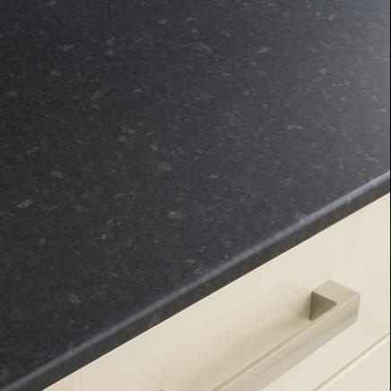 Black Granite Effect Worktop 28mm Kitchen Worktops