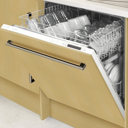 Lamona fully integrated dishwasher