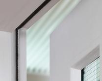 Intumescent door seals & hinge pads