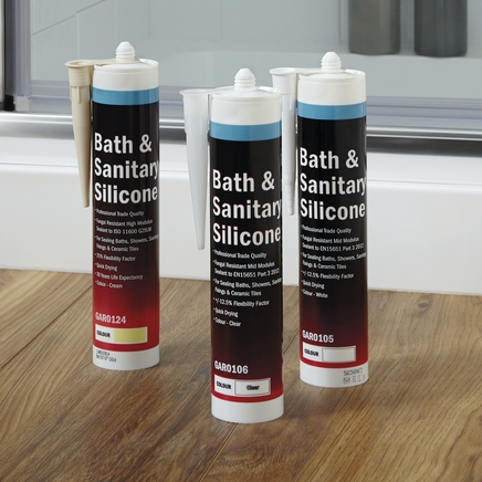 Bath And Sanitary Silicones Howdens Joinery