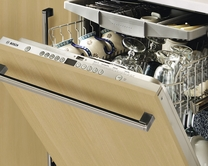 Bosch fully integrated 60cm dishwasher