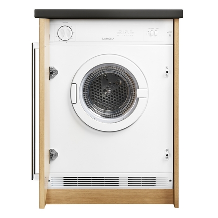 Lamona 6kg integrated tumble dryer