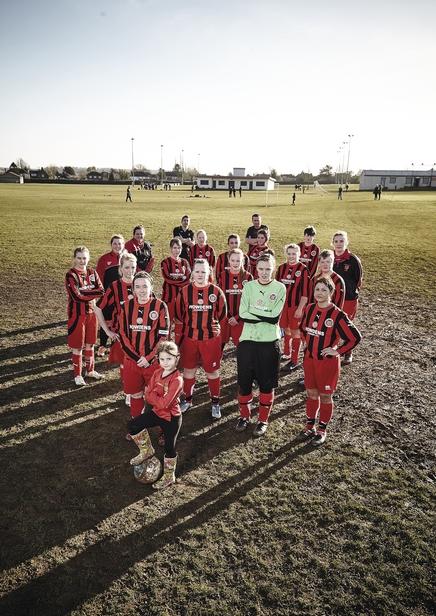 Stamford Ladies AFC