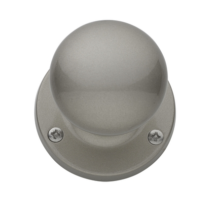 Satin Nickel Mortice Knob Door Handle