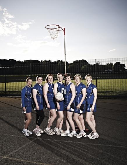 Leeds Storm netball team