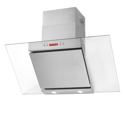 Lamona 90cm Angled Extractor Extractor Fans Howdens