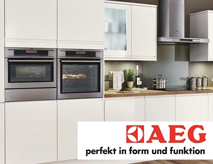 AEG Kitchen Appliances | AEG Built-In Appliances | Howdens Joinery