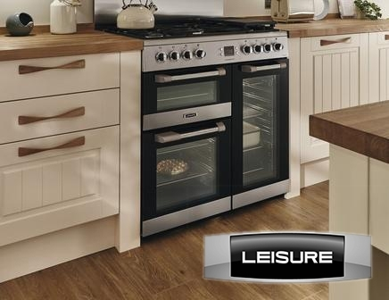 Leisure Appliances | Leisure Range Cookers | Howdens Joinery