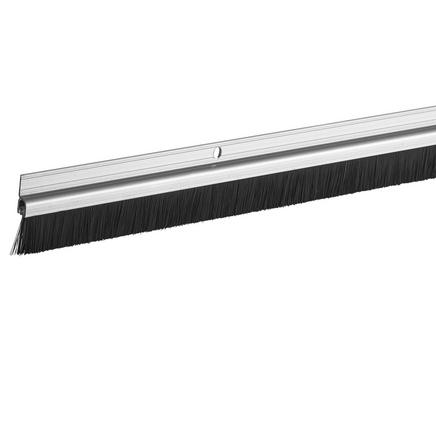 Exitex Aluminium brush strip