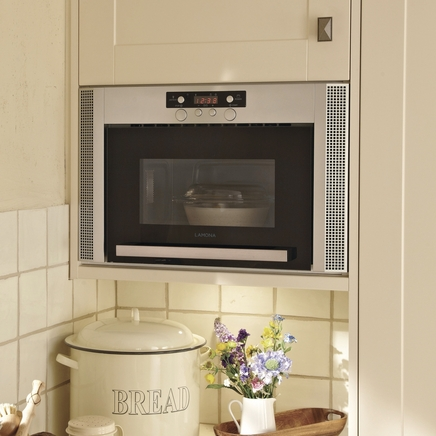 Lamona wall unit microwave