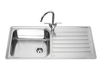 Lamona Hayeswater single bowl sink