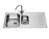 Lamona Hayeswater 1.5 bowl sink