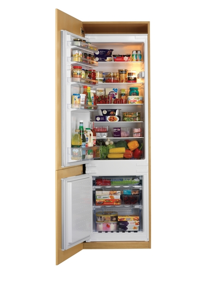 Bosch Fridge Freezer Integrated 70 30 Howdens Joinery
