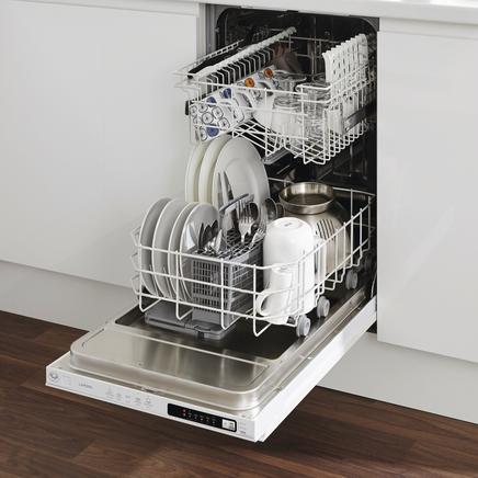 Lamona slimline fully integrated 45cm dishwasher