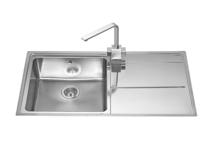 Lamona Dorney single bowl sink