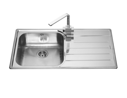 Lamona Belmont single bowl sink