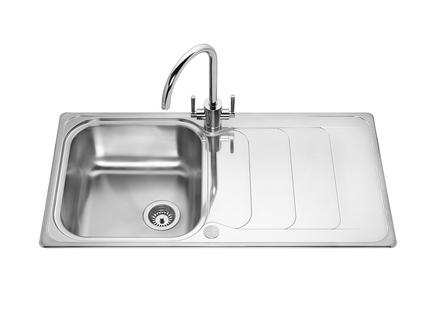 Lamona Kielder single bowl sink