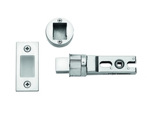 Quick fit bathroom locks