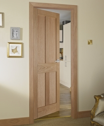Burford 4 Panel Oak door