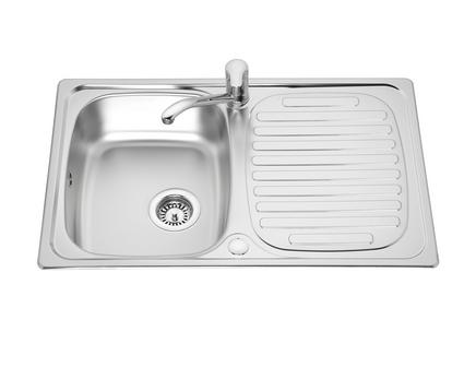 Lamona compact single bowl sink