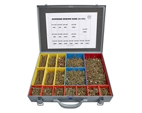 Reisser medium assorted box of woodscrews