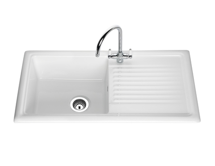 images of kitchen sinks lamona ceramic single bowl sink ceramic kitchen sinks 4643