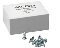 Kitchen hinge screws