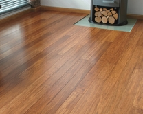 Solid Wood fast fit Bamboo flooring