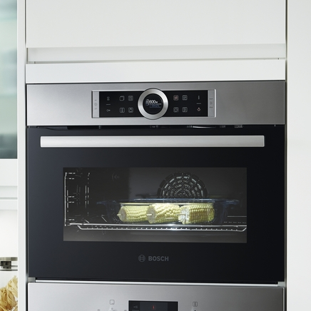 Bosch Integrated Combination Microwave Howdens Joinery
