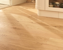 Pre-Finished Fast Fit Oak single plank wide (180mm) flooring